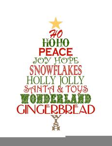 Christmas Scripture Clipart.