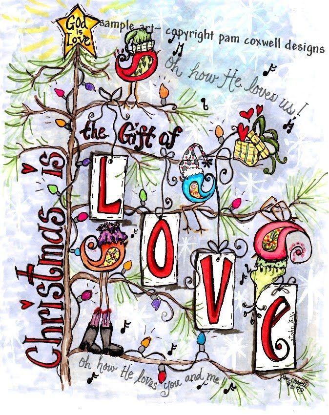 Christmas scripture clipart 6 » Clipart Portal.