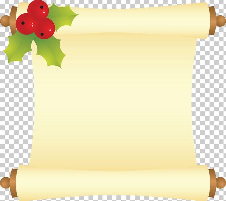 Paper Christmas Scroll PNG, Clipart, Christmas, Christmas.