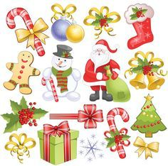 Christmas season clipart » Clipart Portal.