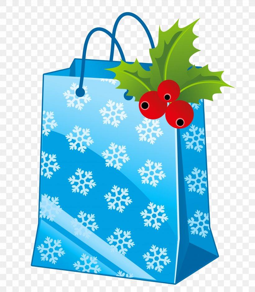 Christmas Gift Bag Clip Art, PNG, 3310x3789px, Gift, Bag.