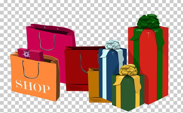 Shopping Bags & Trolleys Gift Christmas PNG, Clipart, Bag.