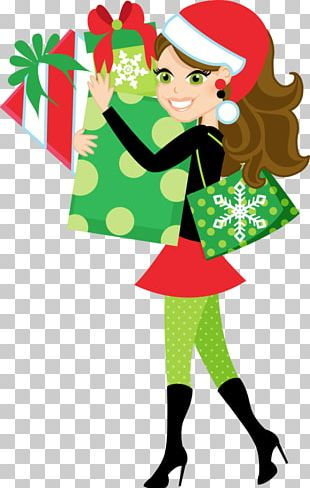 Christmas Shopping PNG Images, Christmas Shopping Clipart Free Download.