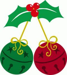 Christmas silver bells clipart 1 » Clipart Portal.