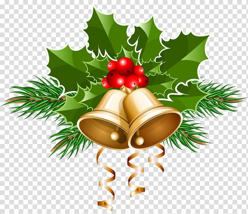 Christmas Jingle Bells , christmas transparent background PNG.