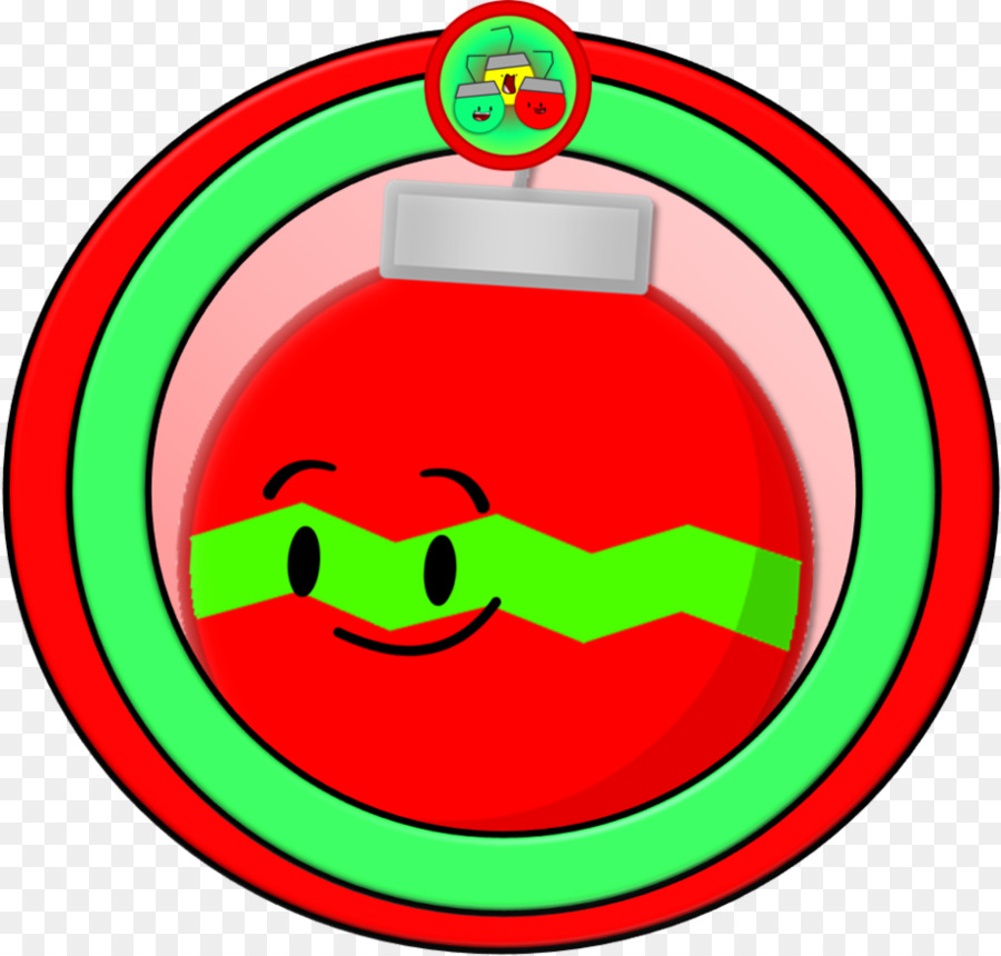 Christmas Smiley clipart.