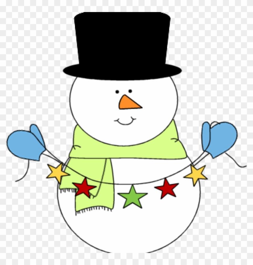 Cute Snowman Clipart Pig Clipart.