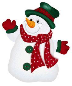 171 Best Snowman Clipart images in 2019.