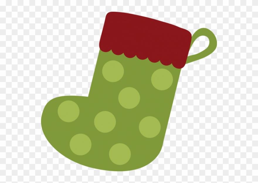 Christmas Socks Clipart.