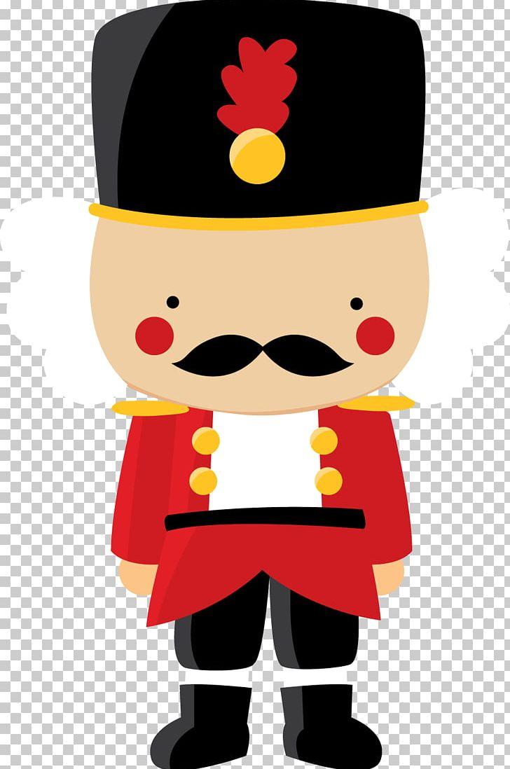 Santa Claus Christmas Soldier Nutcracker Doll PNG, Clipart.