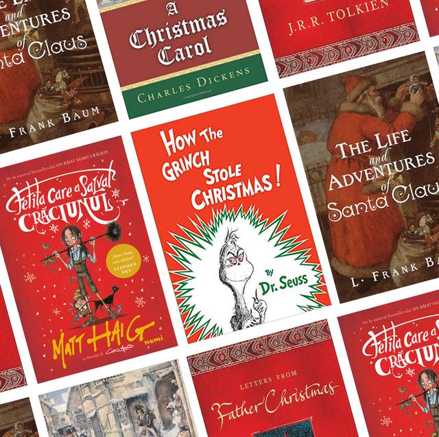 30+ Christmas Books.