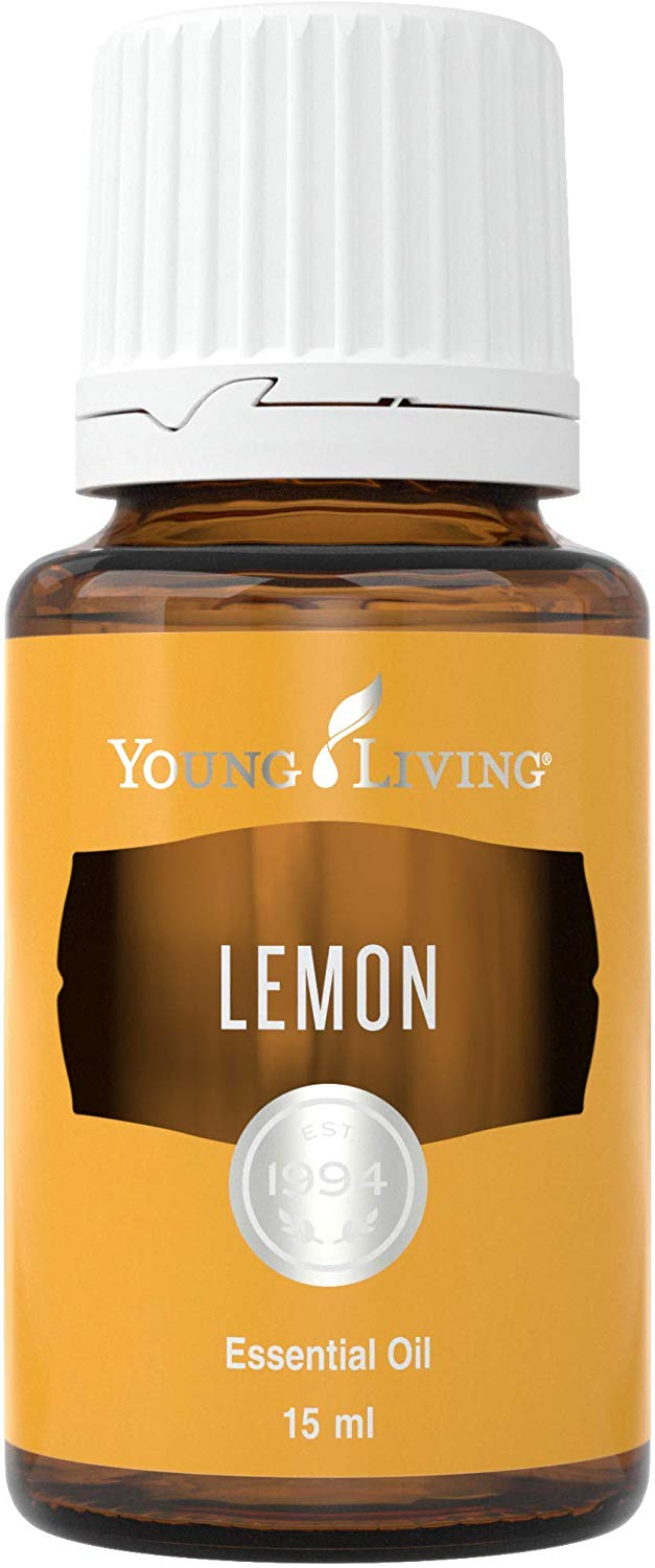 Lemon Essential Oil 15ml by Young Living.