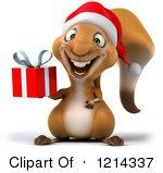 Christmas squirrel clipart » Clipart Portal.