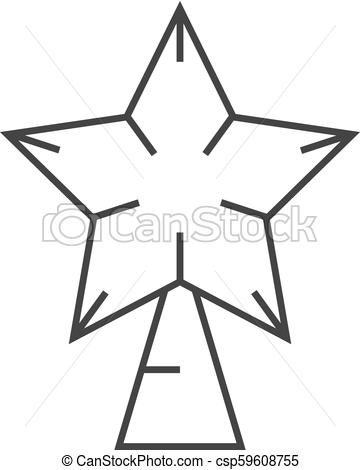 Outline icon.