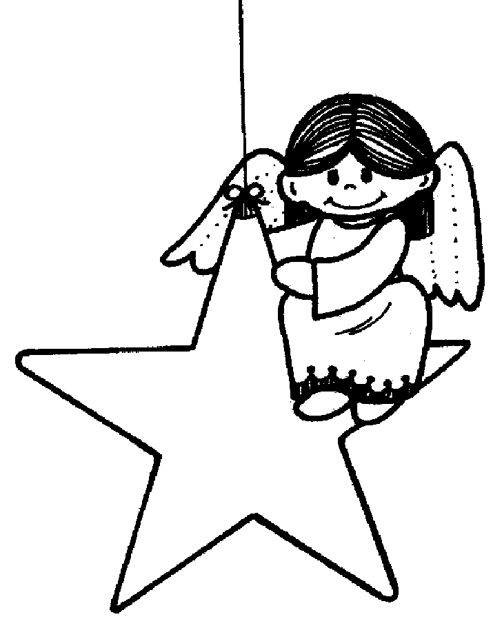 Christmas Star Clipart Black And White (96+ images in Collection) Page 2.