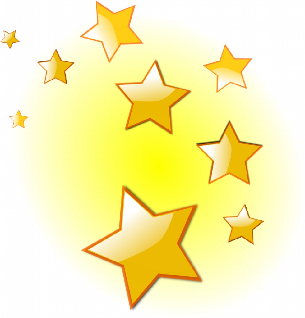 814 Christmas Star free clipart.