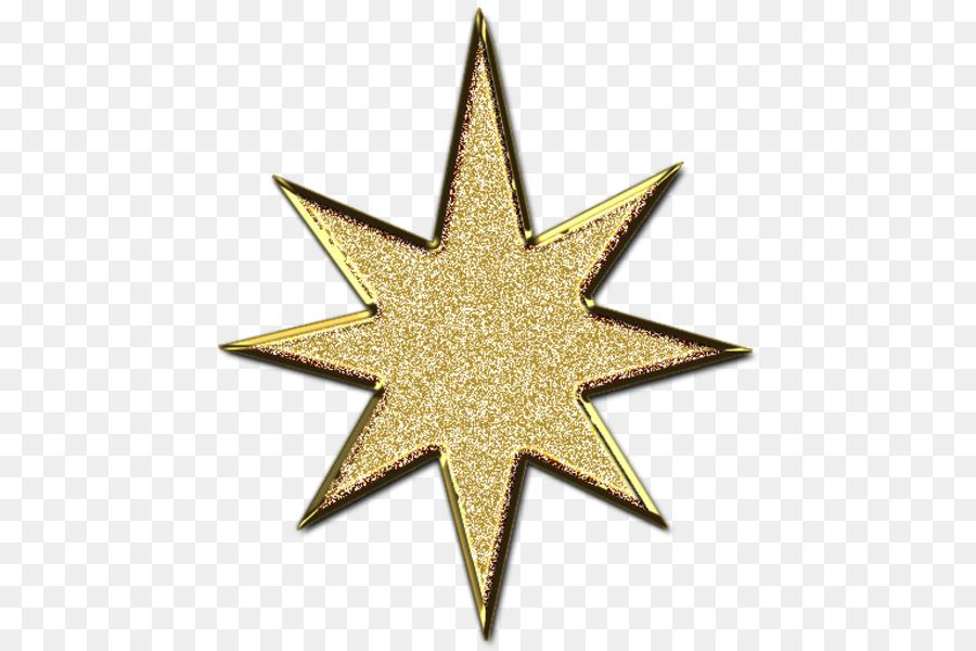 Christmas Star clipart.