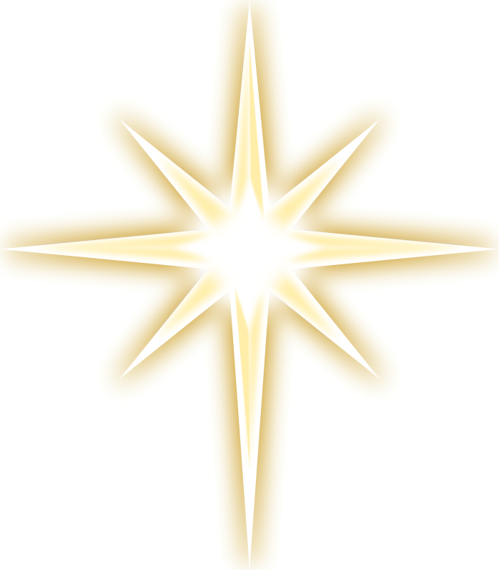 Christmas Stars Images Png.