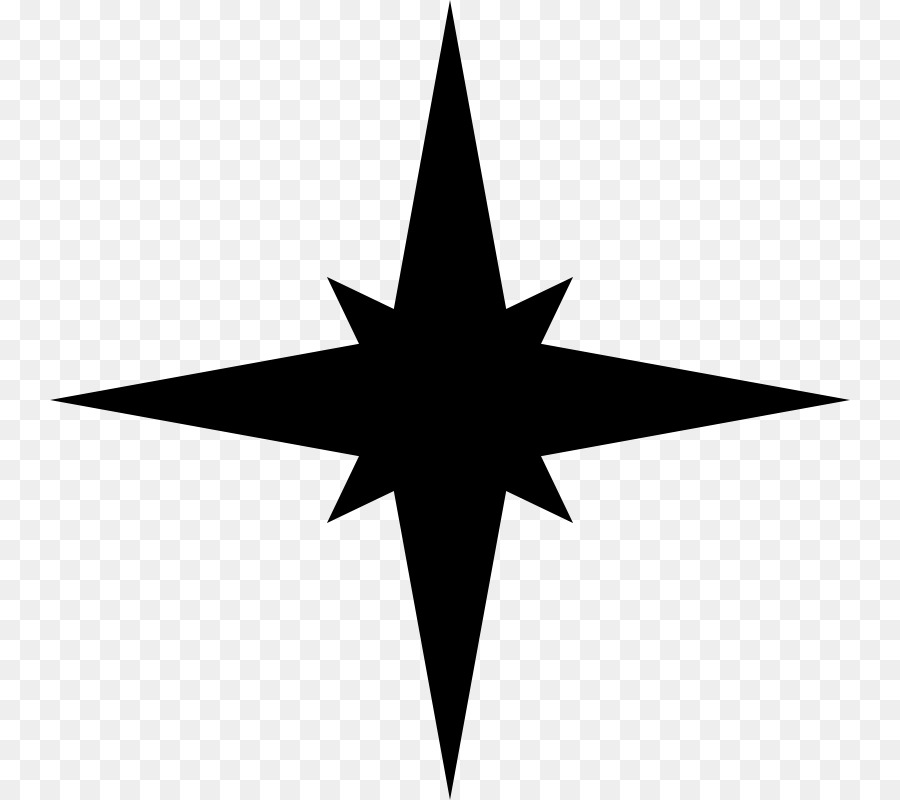Christmas Star Silhouette Clip Art at GetDrawings.com.