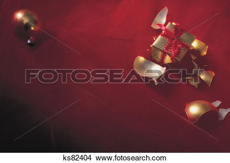 Stock Photo of Christmas 2, Christmas, Christmas Ornaments.