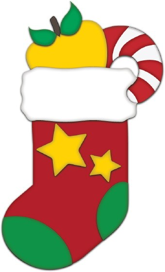 Christmas stocking clipart images » Clipart Portal.