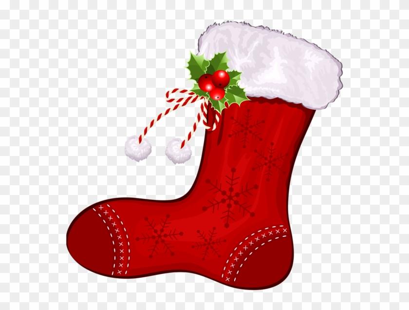 Christmas Stockings Png.