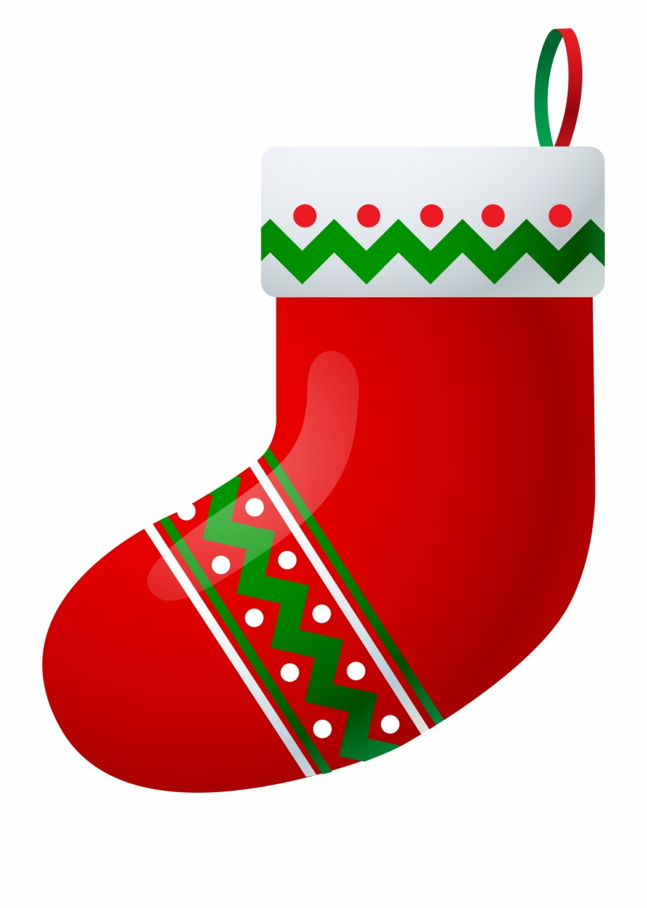 Money Clipart Christmas Christmas Red Stockings Png Clipart.
