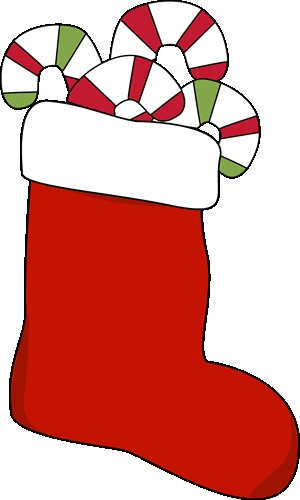 Christmas Stocking Picture Black And White Stock Printables RR Good.