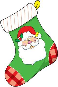 Christmas stockings printables.