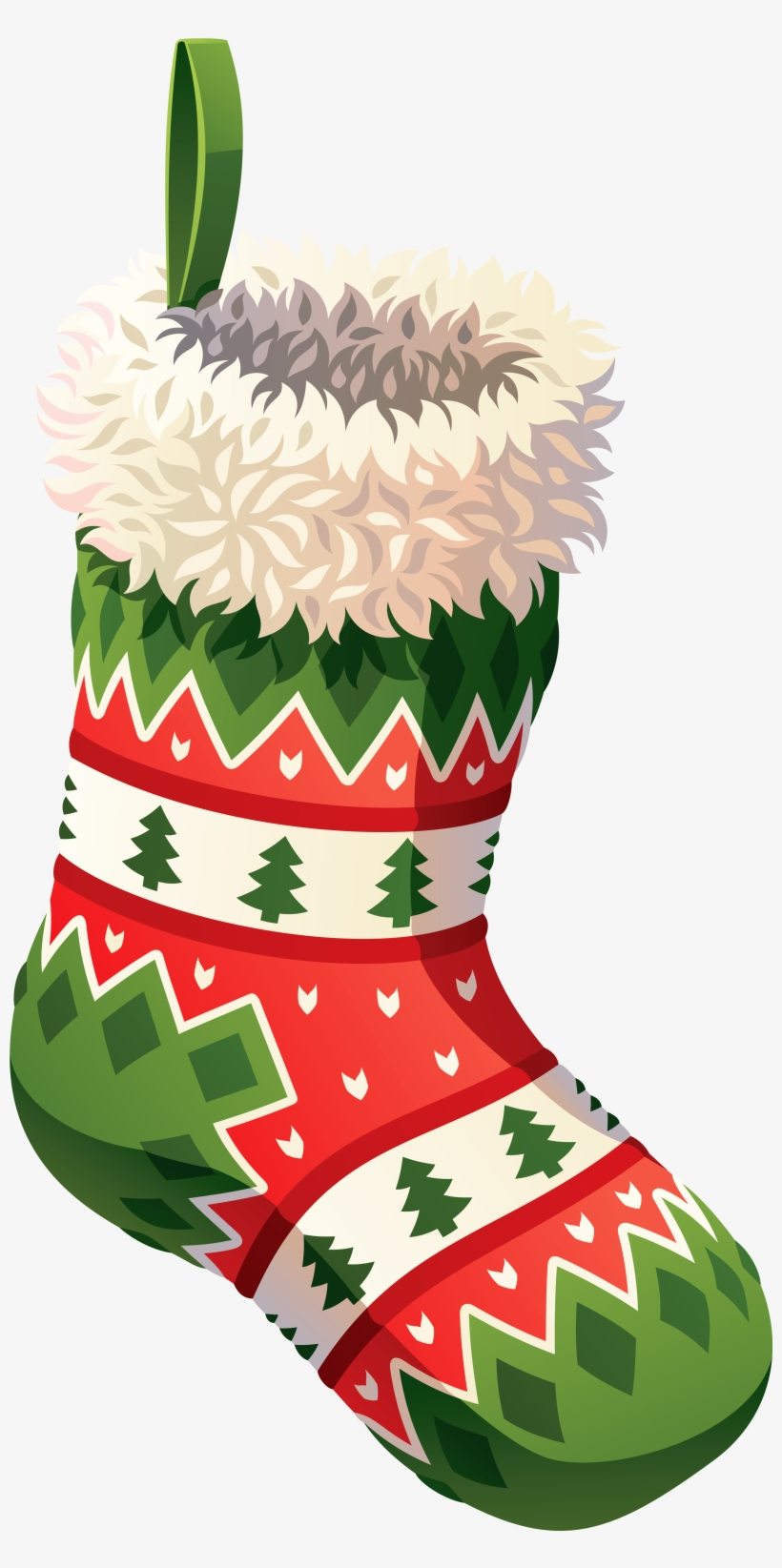 Christmas Stockings Clipart Png.