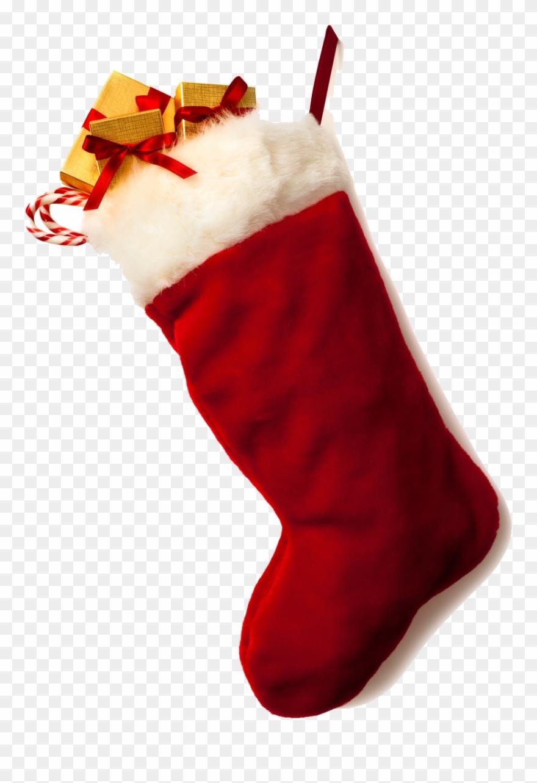 Christmas Stockings Clip Art.