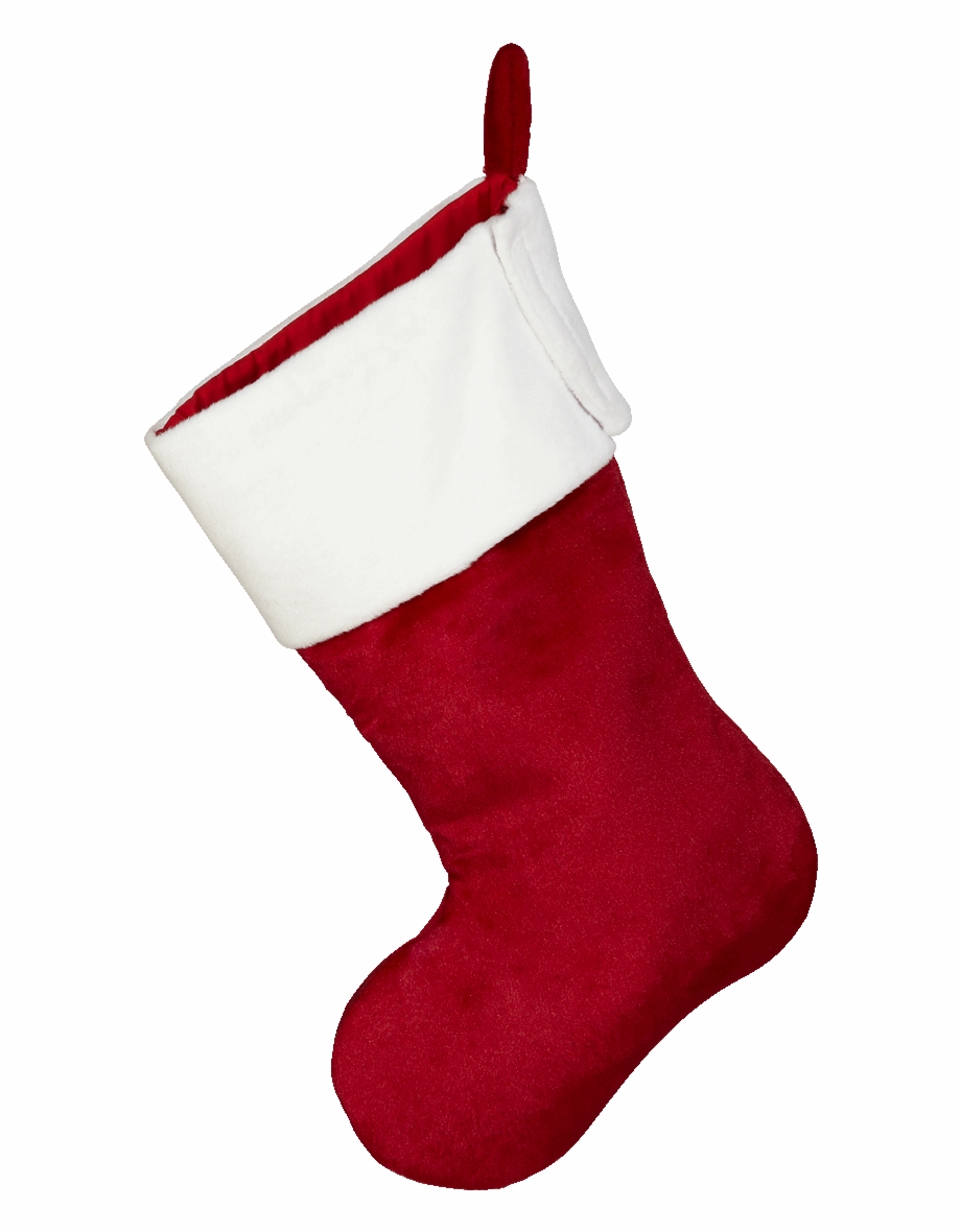 Christmas Stockings Free Png Transparent Background.