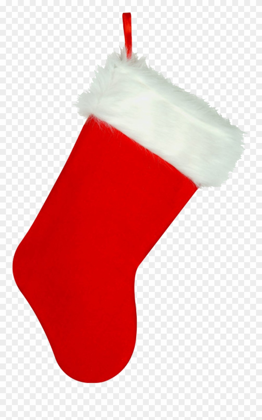 Christmas Stockings Free Png Transparent Background Clipart.