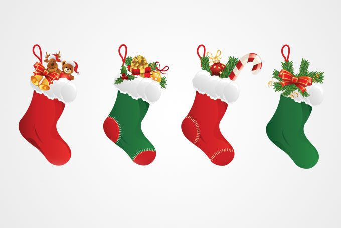 Free Clip Art Christmas Decorations.