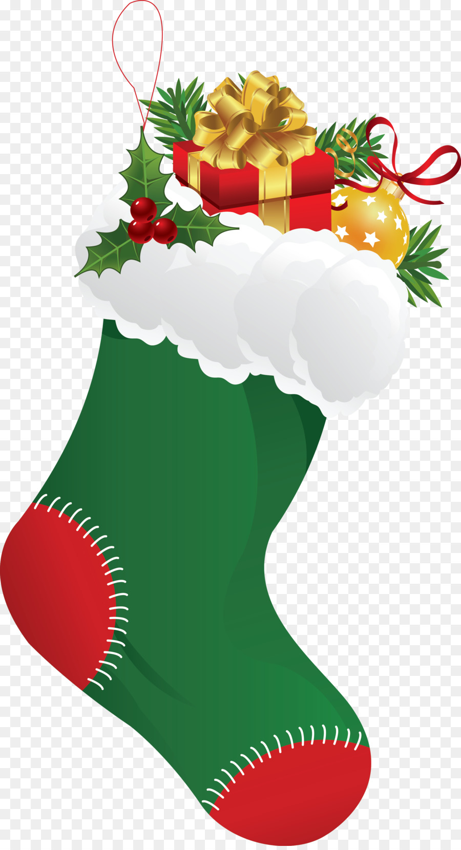 Christmas Stocking Cartoontransparent png image & clipart free download.