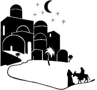Christmas story clip art.