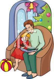 The Real Christmas Story Clip Art.