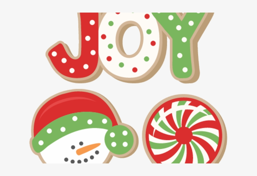 Christmas Clipart Sugar Cookie.