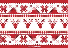Christmas Sweater Free Vector Art.