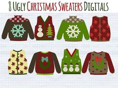 Christmas Sweater Clipart.Christmas Sweater Clipart 20 Free Cliparts Download Images