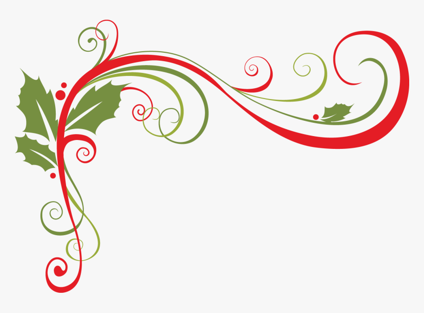 Holiday Swirl Png.