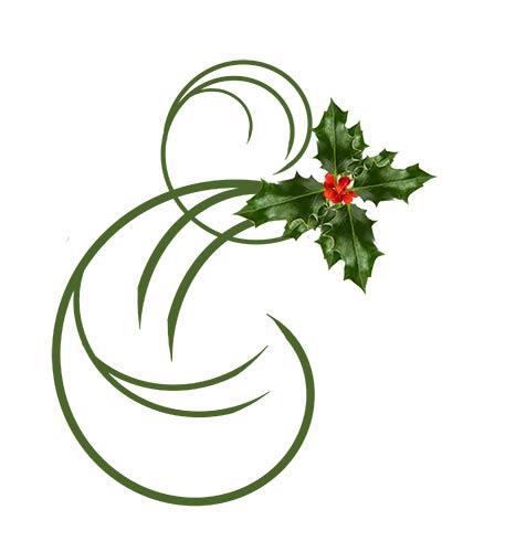 Christmas Swirl Clipart#1871217.