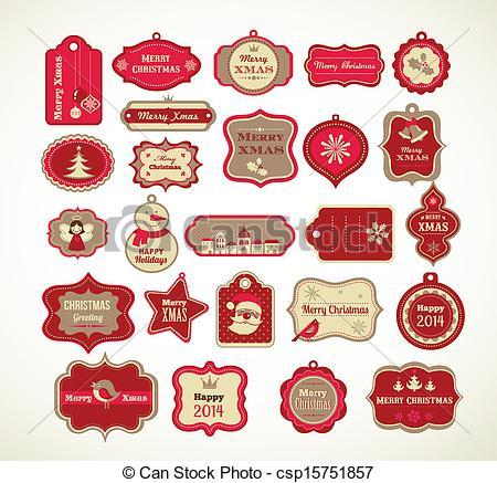 Christmas tag clipart free 1 » Clipart Portal.