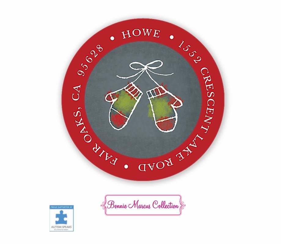 Home > Seasonal > Christmas > Gift Tag Stickers And.
