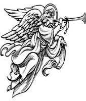 Guardian Angel Tattoo.