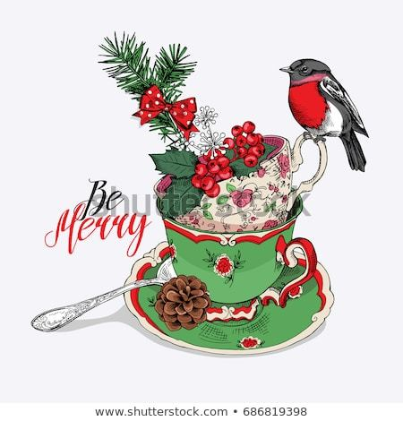 Christmas tea party clipart 8 » Clipart Portal.