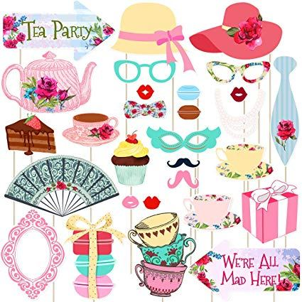 Christmas tea party clipart 7 » Clipart Portal.