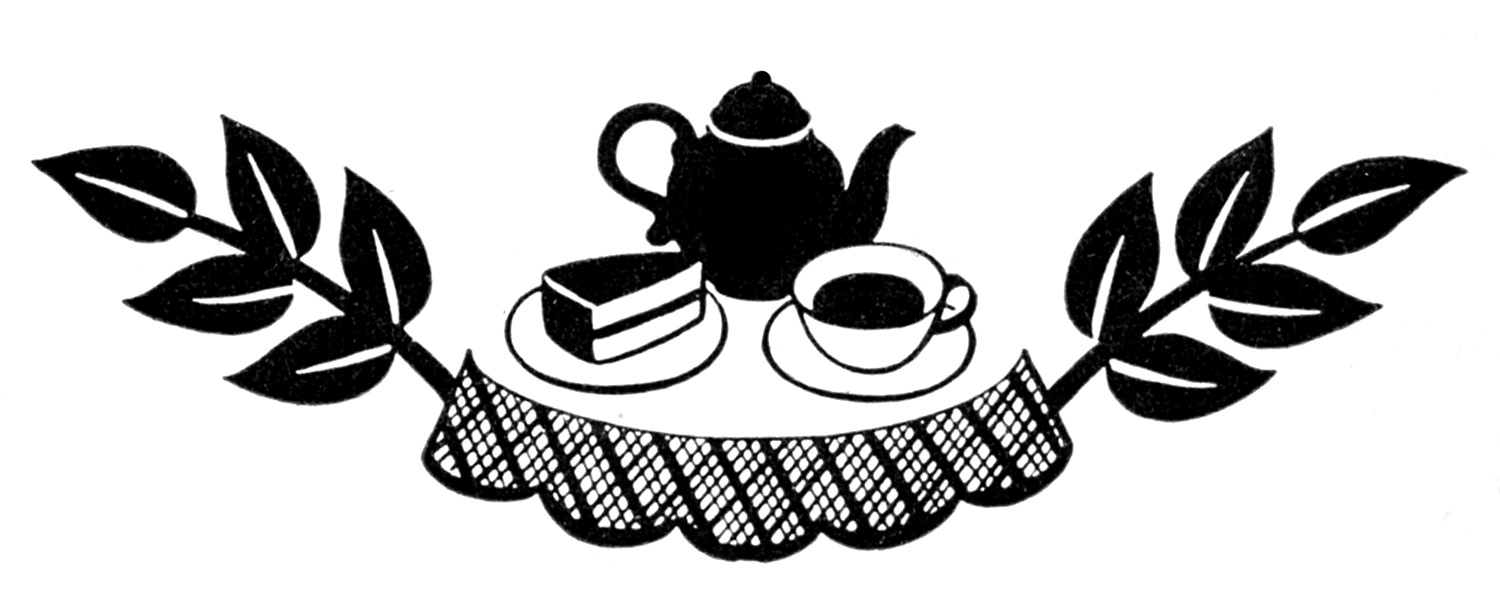 Free Clip Art Christmas Tea.