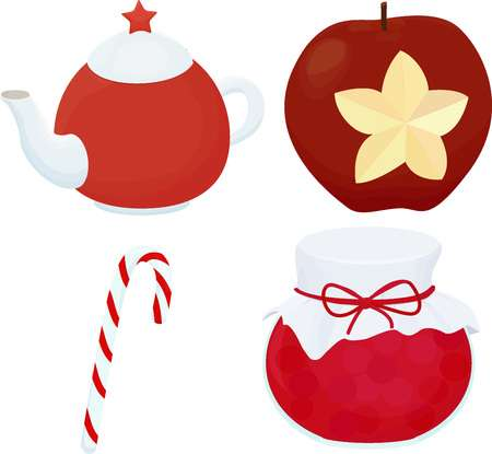 264 Christmas Teapot Cliparts, Stock Vector And Royalty Free.