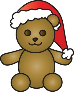 Free Teddy Bear Clipart Image.